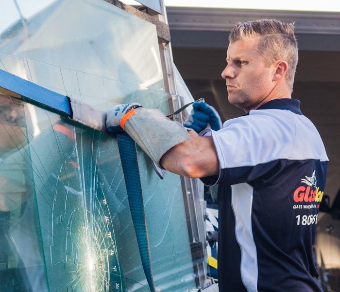 Glass repairs Gold Coast